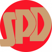 Traditionslogo der SPD München-Laim
